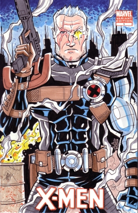 Cable Sketch Cover