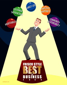 Frisco Style Best of Business
