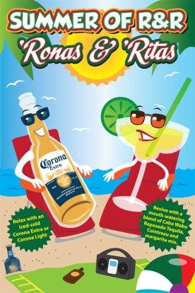 Ronas and Ritas