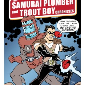 Samurai Plumber and Trout Boy