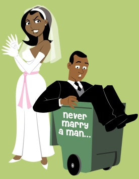 Never Marry a Man 1