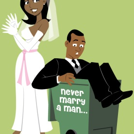 Never Marry a Man 1