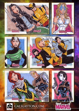 Women of Marvel 01