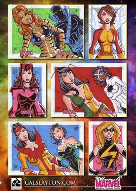 Women of Marvel 06