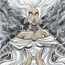 Storm Sketch Cover