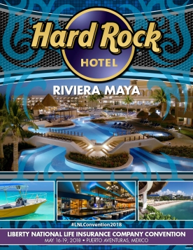 Hard Rock Riviera Maya Poster