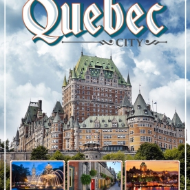 Quebec City Poster